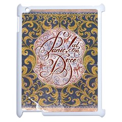 Panic! At The Disco Apple iPad 2 Case (White)