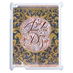 Panic! At The Disco Apple iPad 2 Case (White) Front