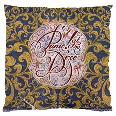 Panic! At The Disco Large Cushion Case (One Side)