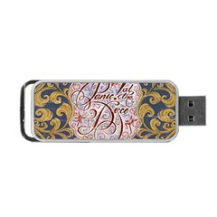 Panic! At The Disco Portable Usb Flash (one Side)
