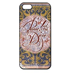 Panic! At The Disco Apple Iphone 5 Seamless Case (black)