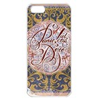Panic! At The Disco Apple iPhone 5 Seamless Case (White) Front
