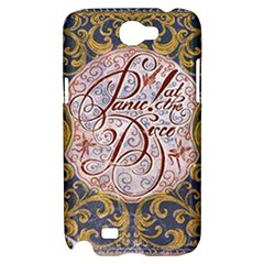 Panic! At The Disco Samsung Galaxy Note 2 Hardshell Case