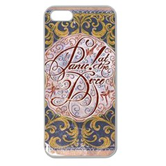 Panic! At The Disco Apple Seamless iPhone 5 Case (Clear)