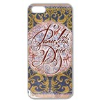 Panic! At The Disco Apple Seamless iPhone 5 Case (Clear) Front