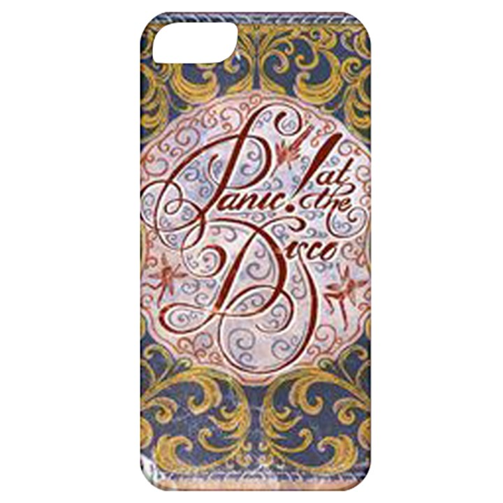 Panic! At The Disco Apple iPhone 5 Classic Hardshell Case