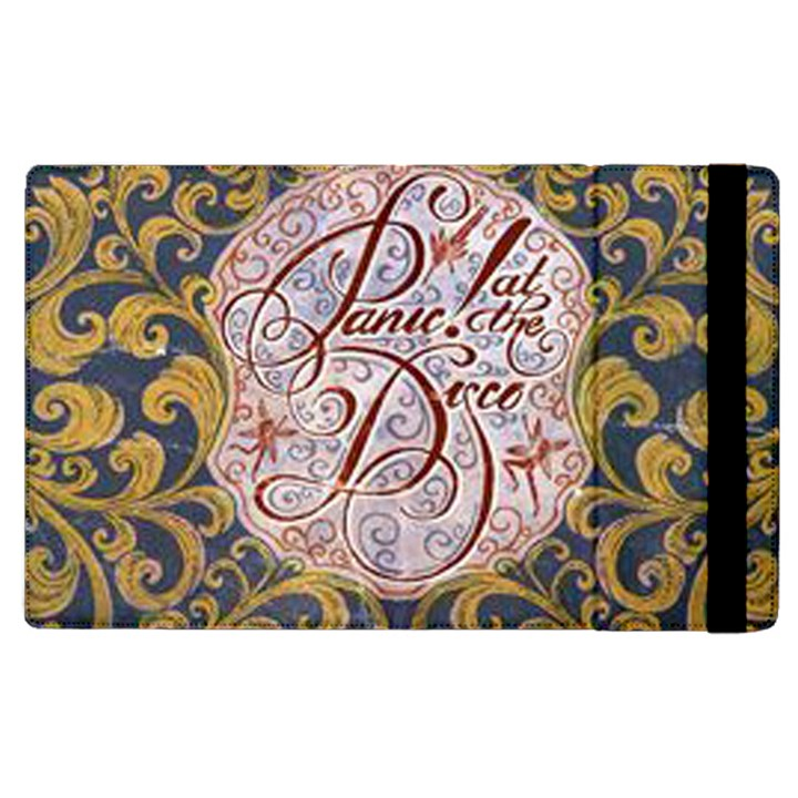 Panic! At The Disco Apple iPad 3/4 Flip Case