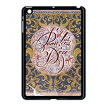 Panic! At The Disco Apple iPad Mini Case (Black) Front