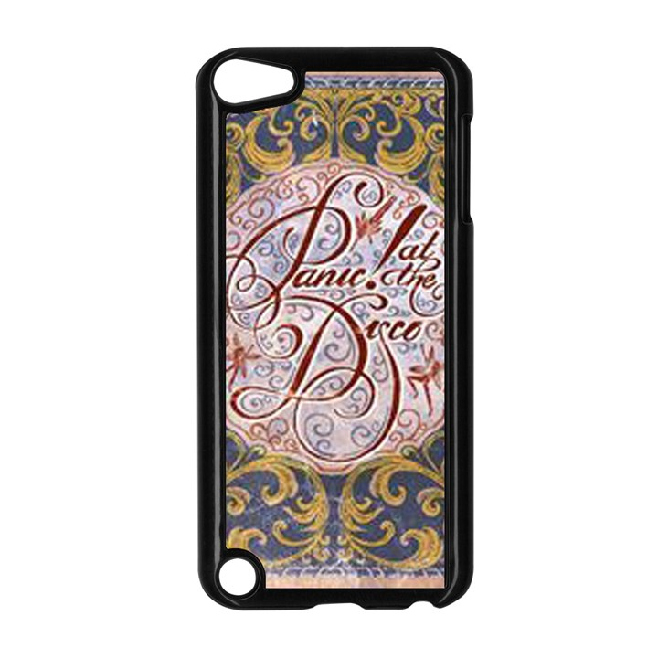 Panic! At The Disco Apple iPod Touch 5 Case (Black)