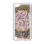 Panic! At The Disco Apple iPod Touch 5 Case (White) Front