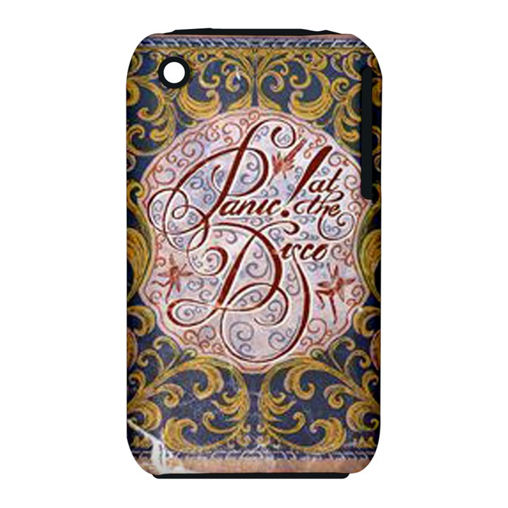 Panic! At The Disco Apple iPhone 3G/3GS Hardshell Case (PC+Silicone)