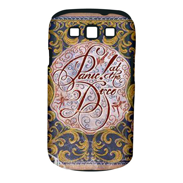 Panic! At The Disco Samsung Galaxy S III Classic Hardshell Case (PC+Silicone)