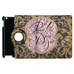 Panic! At The Disco Apple iPad 2 Flip 360 Case Front