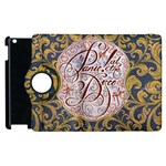 Panic! At The Disco Apple iPad 3/4 Flip 360 Case Front