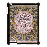 Panic! At The Disco Apple iPad 3/4 Case (Black) Front