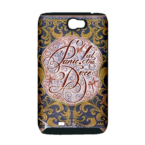 Panic! At The Disco Samsung Galaxy Note 2 Hardshell Case (PC+Silicone)