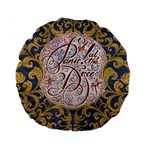 Panic! At The Disco Standard 15  Premium Round Cushions Front