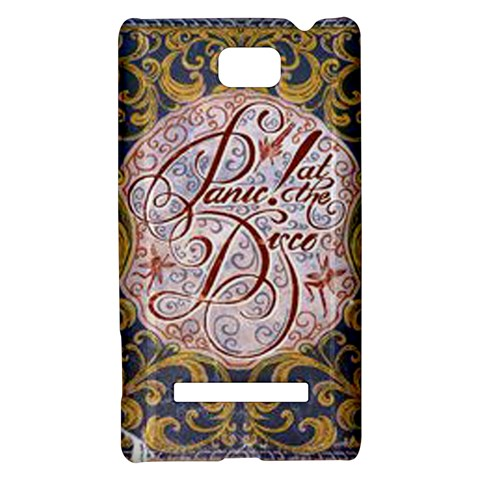 Panic! At The Disco HTC 8S Hardshell Case