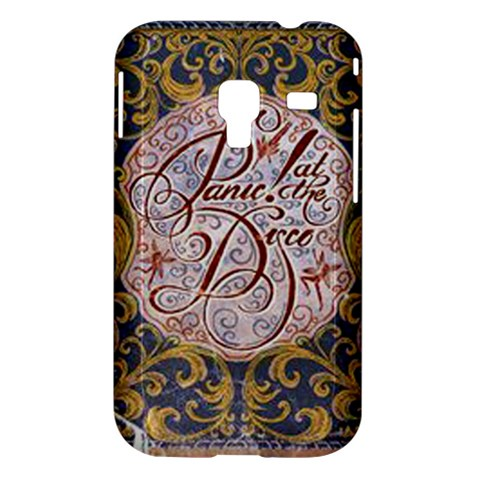 Panic! At The Disco Samsung Galaxy Ace Plus S7500 Hardshell Case