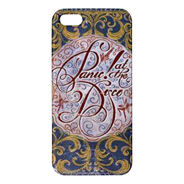 Panic! At The Disco Apple iPhone 5 Premium Hardshell Case