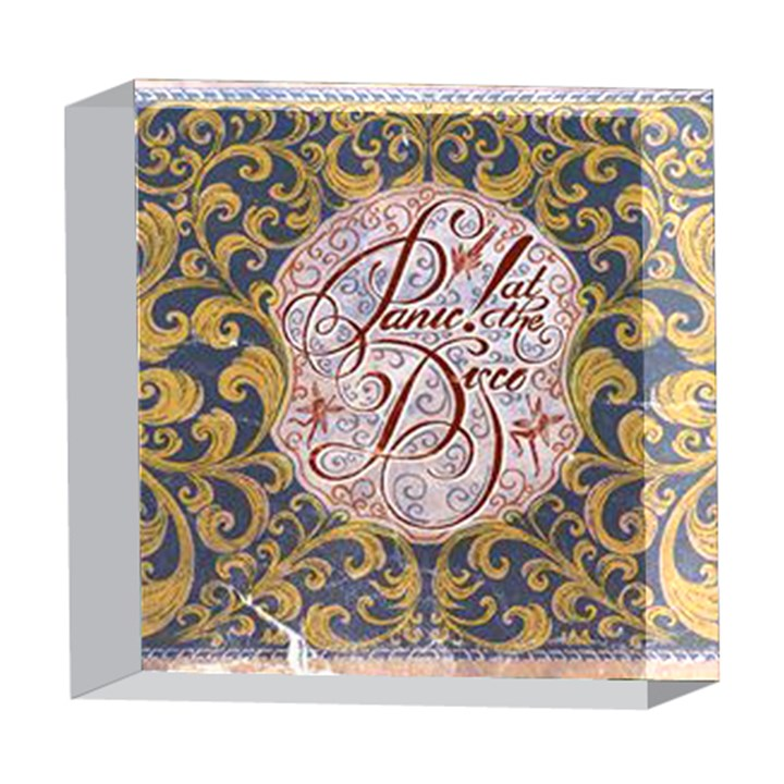 Panic! At The Disco 5  x 5  Acrylic Photo Blocks