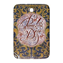 Panic! At The Disco Samsung Galaxy Note 8 0 N5100 Hardshell Case