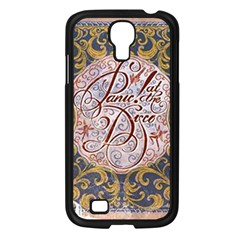Panic! At The Disco Samsung Galaxy S4 I9500/ I9505 Case (Black)