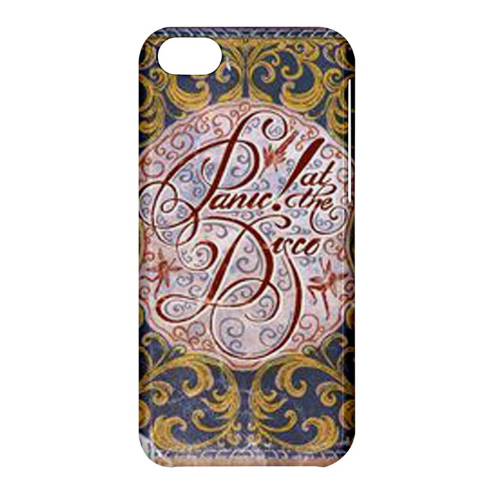 Panic! At The Disco Apple iPhone 5C Hardshell Case