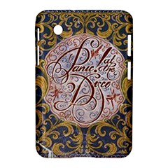 Panic! At The Disco Samsung Galaxy Tab 2 (7 ) P3100 Hardshell Case