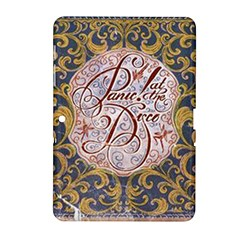 Panic! At The Disco Samsung Galaxy Tab 2 (10 1 ) P5100 Hardshell Case
