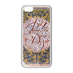 Panic! At The Disco Apple Iphone 5c Seamless Case (white)