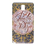 Panic! At The Disco Samsung Galaxy Note 3 N9005 Hardshell Back Case Front