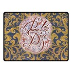 Panic! At The Disco Double Sided Fleece Blanket (Small)  50 x40 Blanket Back
