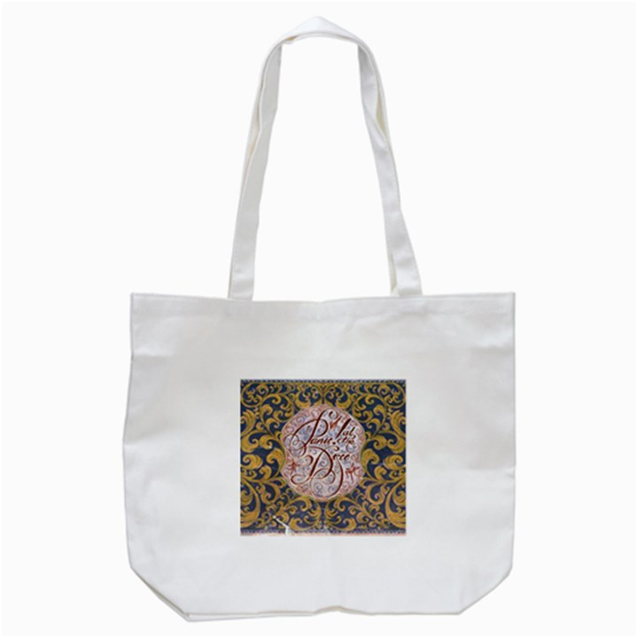 Panic! At The Disco Tote Bag (White)