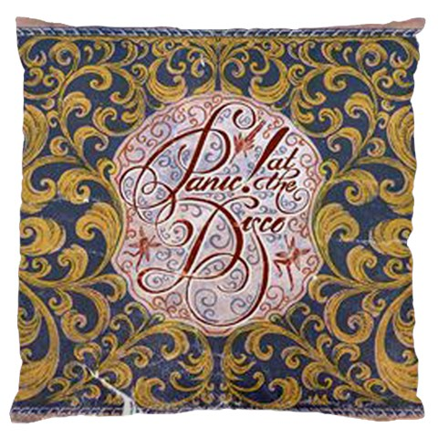 Panic! At The Disco Standard Flano Cushion Case (Two Sides)