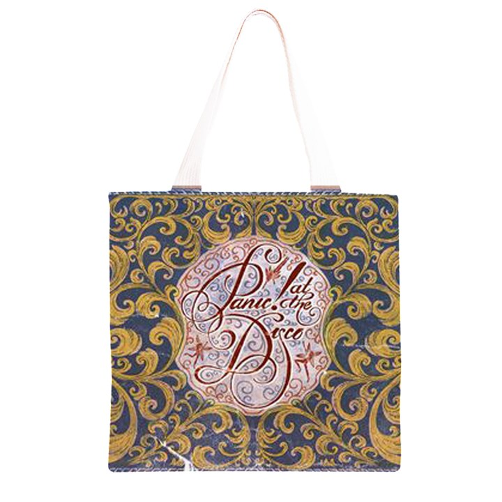 Panic! At The Disco Grocery Light Tote Bag