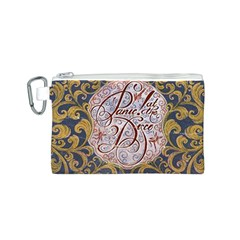 Panic! At The Disco Canvas Cosmetic Bag (S)