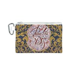 Panic! At The Disco Canvas Cosmetic Bag (S) Front
