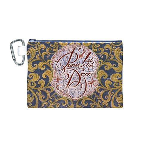 Panic! At The Disco Canvas Cosmetic Bag (M)
