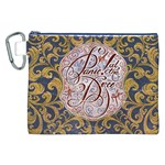 Panic! At The Disco Canvas Cosmetic Bag (XXL) Front