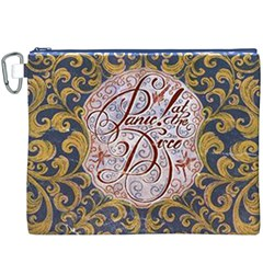 Panic! At The Disco Canvas Cosmetic Bag (XXXL)