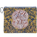 Panic! At The Disco Canvas Cosmetic Bag (XXXL) Front