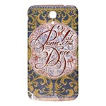 Panic! At The Disco Samsung Galaxy Mega I9200 Hardshell Back Case Front