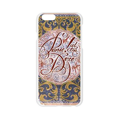 Panic! At The Disco Apple Seamless iPhone 6/6S Case (Transparent)