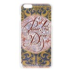Panic! At The Disco Apple Seamless iPhone 6 Plus/6S Plus Case (Transparent) Front