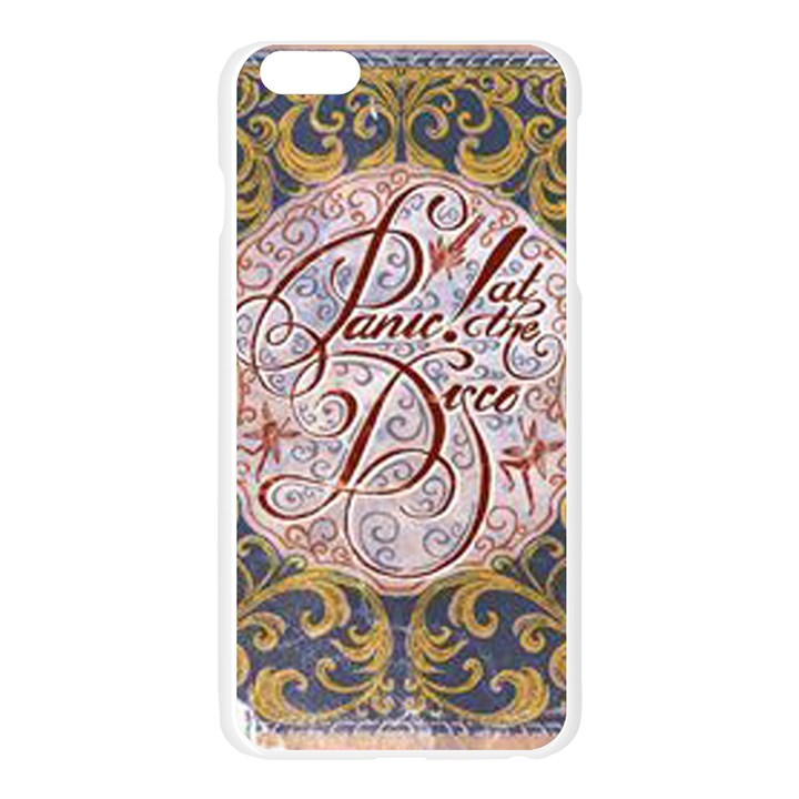 Panic! At The Disco Apple Seamless iPhone 6 Plus/6S Plus Case (Transparent)