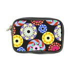 Colorful Retro Circular Pattern Coin Purse Front