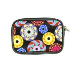Colorful Retro Circular Pattern Coin Purse Back