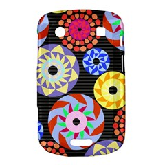 Colorful Retro Circular Pattern Bold Touch 9900 9930