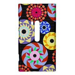 Colorful Retro Circular Pattern Nokia Lumia 920